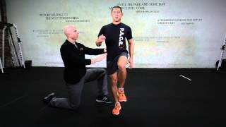 Performance Running Exercises - Runner Touch