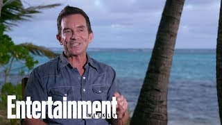 Jeff Probst's Sleeper Pick For 'Survivor: Winners at War' | Entertainment Weekly
