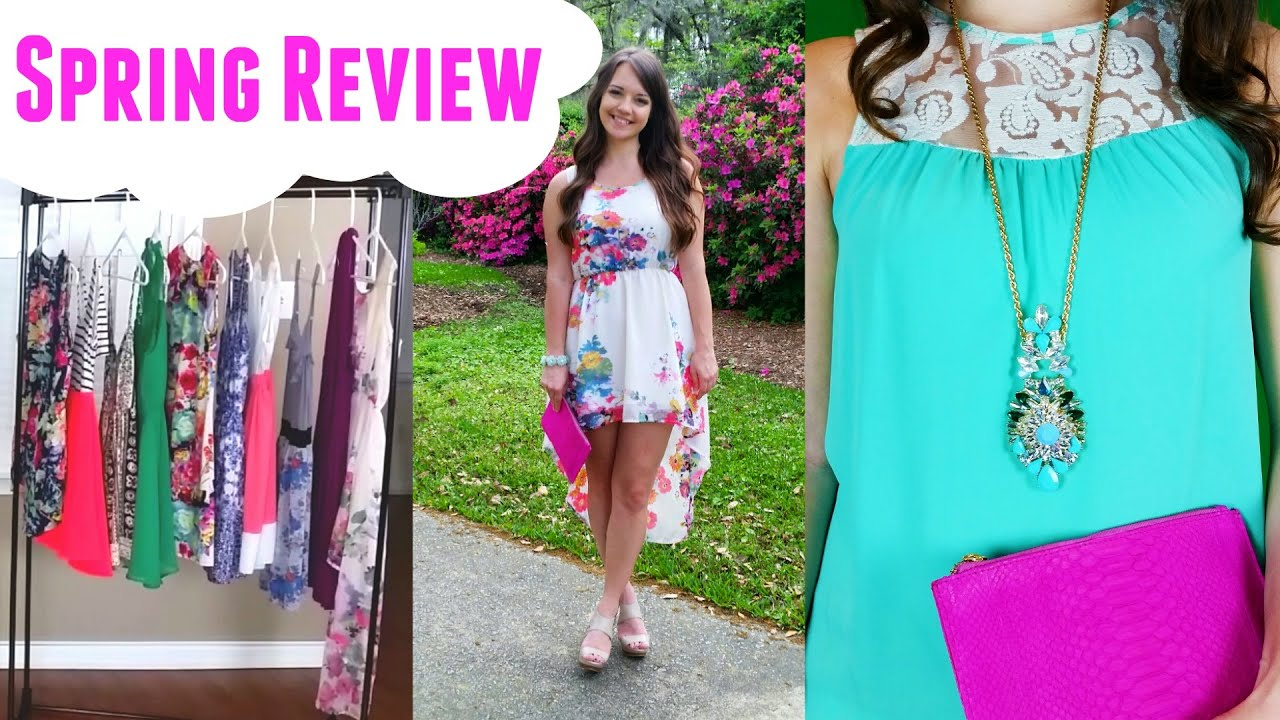 2015 Pinterest Inspired Spring Clothing Haul Styled Try On Review Fashion Dupes Youtube
