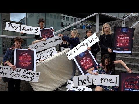 Aktivistinnen Machen Sich Stark Für Sexkaufverbot