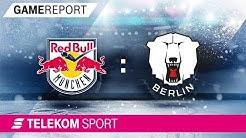 EHC Red Bull München - Eisbären Berlin | Finale Spiel 7, 17/18 | Telekom Sport