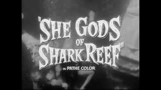 Video She Gods of Shark Reef (Trailer 1958) download MP3, 3GP, MP4, WEBM, AVI, FLV Juli 2018