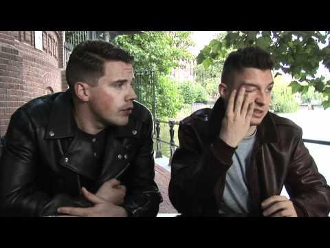 Arctic Monkeys interview - Matt Helders and Jamie Cook (part 3)