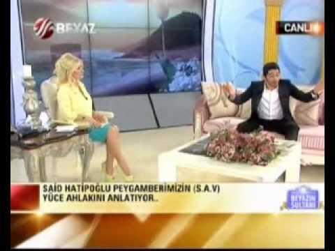 Beyazın Sultanı Seda Sayanda Said Hatipoğlu ile süper bir  sohbet  Full Sohbet  Tek Parça
