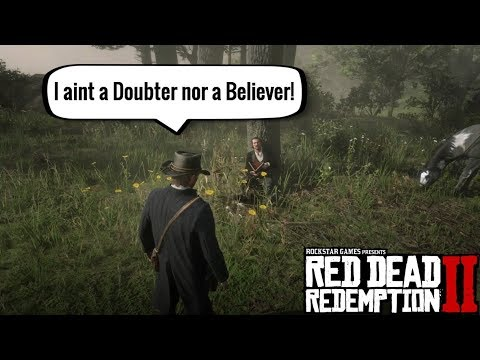 Angry Arthur Screams at Dutch about Blackwater | Red Dead Redemption 2 thumbnail