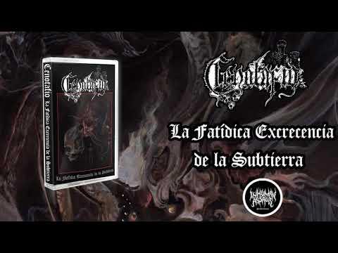 Cenotafio - Letargo a su posterior hipnosis (Official track )
