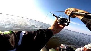Ловля судака на джиг, Рыбалка 2020, Судак
