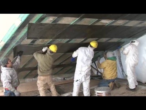 Concrete Bridge Repair w/ Fiber Reinforced Polymers - Carbon Wrap Solutions