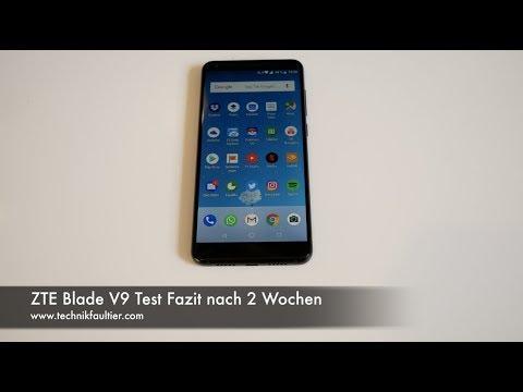 ZTE Blade V9 Test Fazit nach 2 Wochen