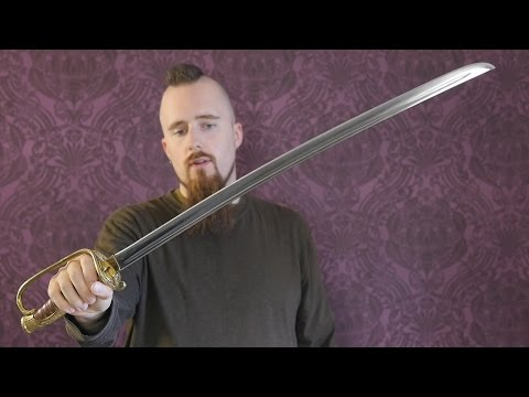 Review: Kyu Gunto (Russo-Japanese sword) by Universal Swords