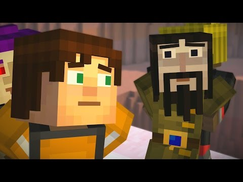 Minecraft: Story Mode - Episode 7 - Access Denied (30)