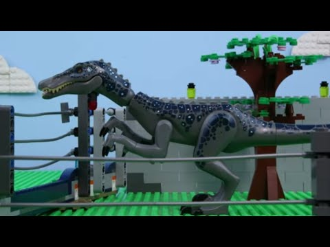 LEGO Jurassic World: