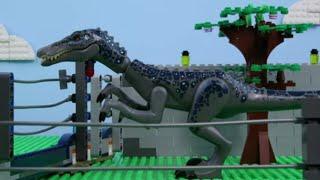 LEGO Jurassic World Dino Breakout (Compilation)  LEGO Dinosaurs Explore  LEGO  Billy Bricks