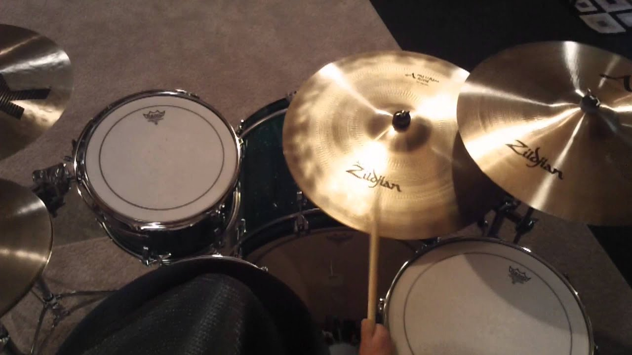 ludwig classic maple drums with remo coated pinstripe heads youtube. Black Bedroom Furniture Sets. Home Design Ideas