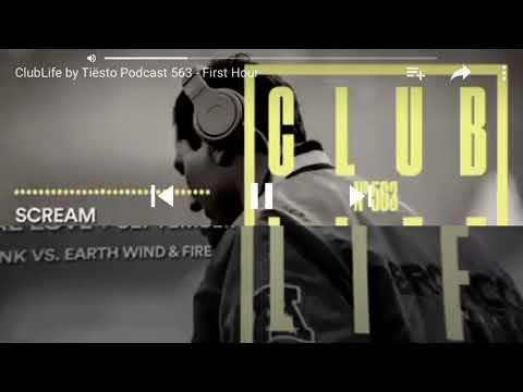 Tiësto & John Christian - Scream (Christopher Ramirez Intro Edit) 'Ripped from Club Life 563'