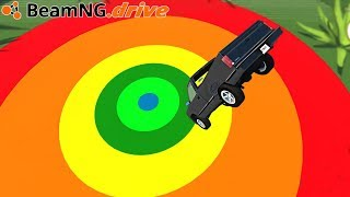 BeamNG.drive - HIT THE TARGET