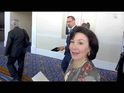 BBN speaks to Oracle CEO Safra A. Catz #SelectUSA