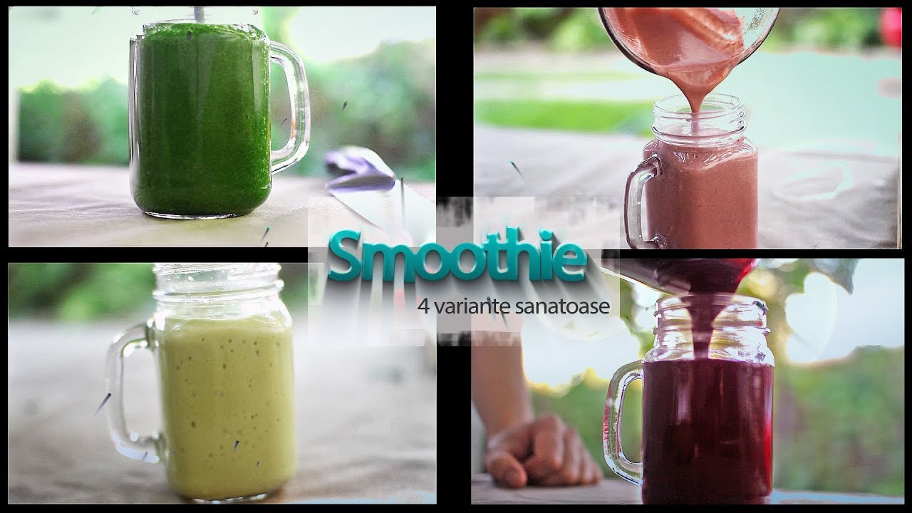 50 rețete de smoothie pe care trebuie să le încerci cât mai curând - in2constient.ro