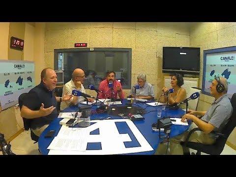 """""""Perfiles""""  25.8.17 Canal4 Radio - Mallorcatv comunicación."""