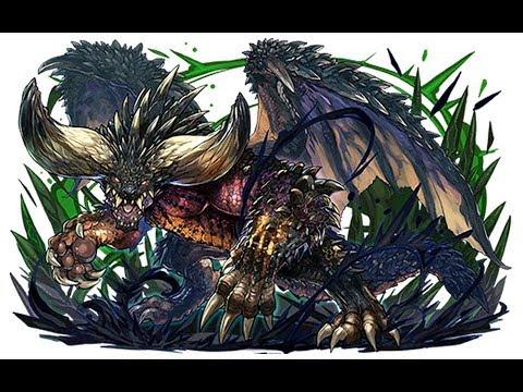 古龍殺手-滅盡龍【魔物獵人生態】怪物獵人