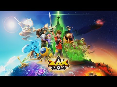 ZAK STORM ⚔ The Mysteries of the Bermuda Triangle