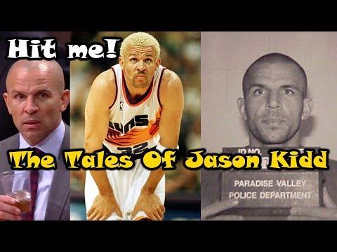 The Curious Tales Of NBA Legend Jason Kidd