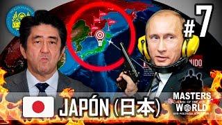 """Masters of the World - Geopolitical Simulator 3 - Japón 07: """"Ni un paso atrás"""""""