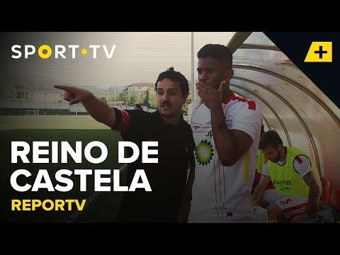 REPORTV - Reino de Castela | SPORT TV