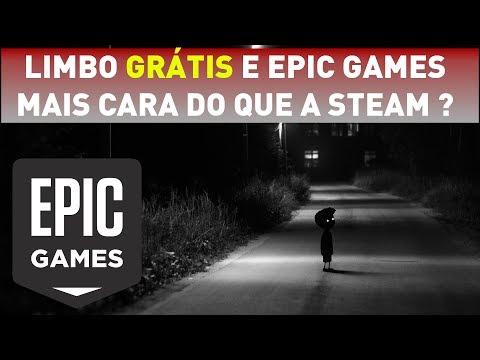 Limbo GRÁTIS e Epic Games Store agora possui a MOEDA REAL - Mais caro que a Steam ?