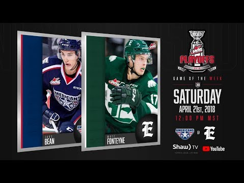 PROMO || WHL in 30 || Tri-City Americans at Everett Silvertips