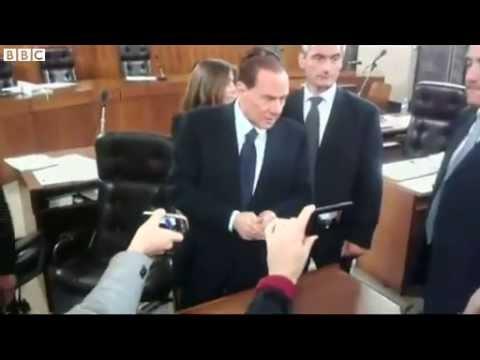 BBC News   Silvio Berlusconi awaits final tax fraud appeal verdict