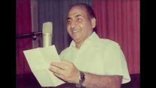 Mohd Rafi_Tumse Nahi Pehchan Meri (Ek Hi Raasta; Rajesh Roshan, Varma Malik; 1977)