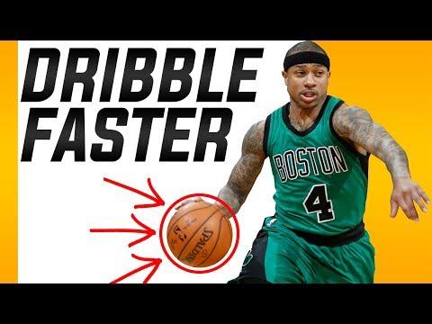 Keys How To Dribble Faster Basketball Dribbling Tips