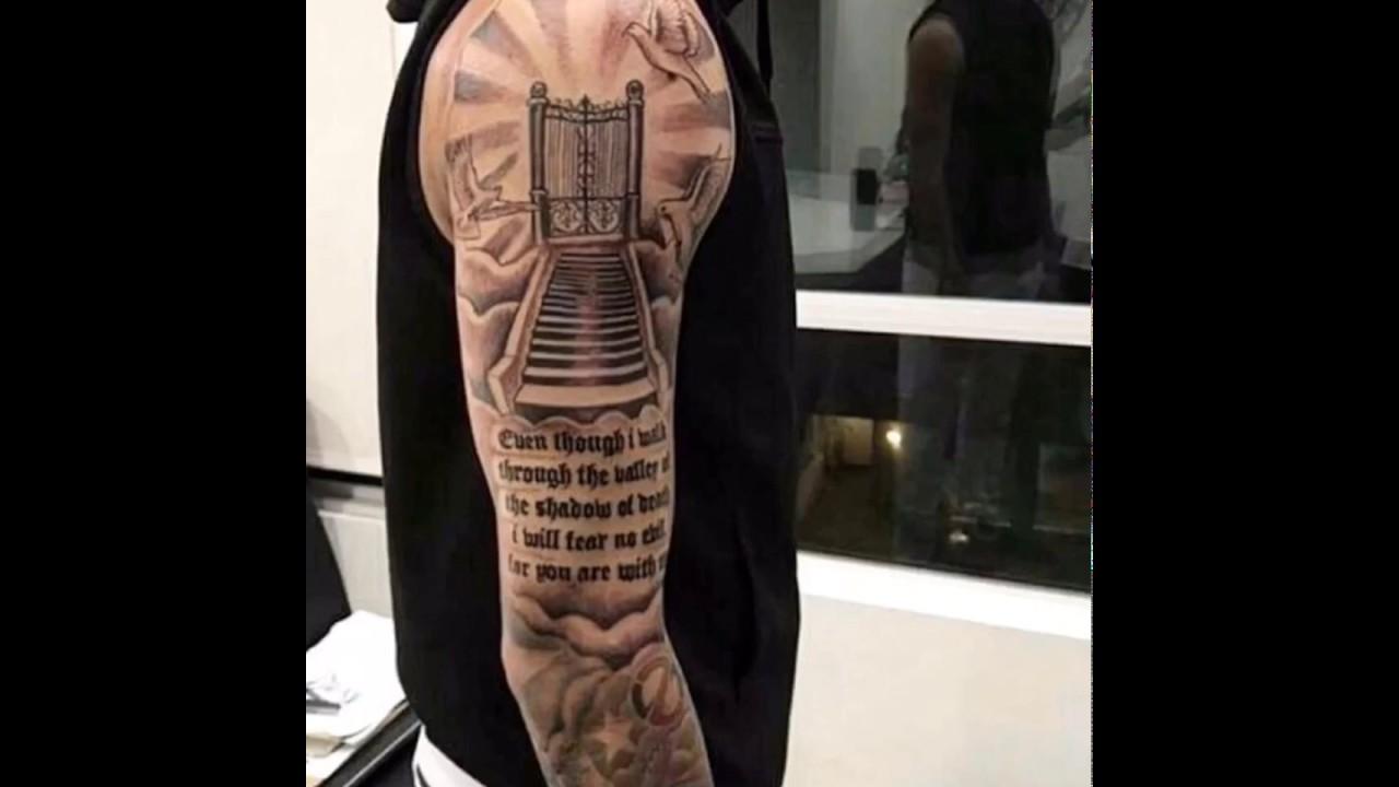 0e96d0a4ea327 Lonzo Ball @zo arm tattoo upper sleeve by Herchell Carrasco @rockrollg!