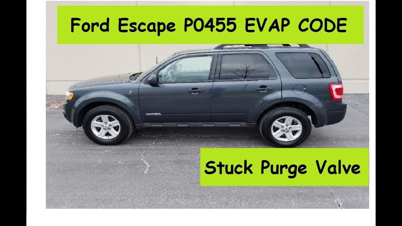 p144a ford escape 2009
