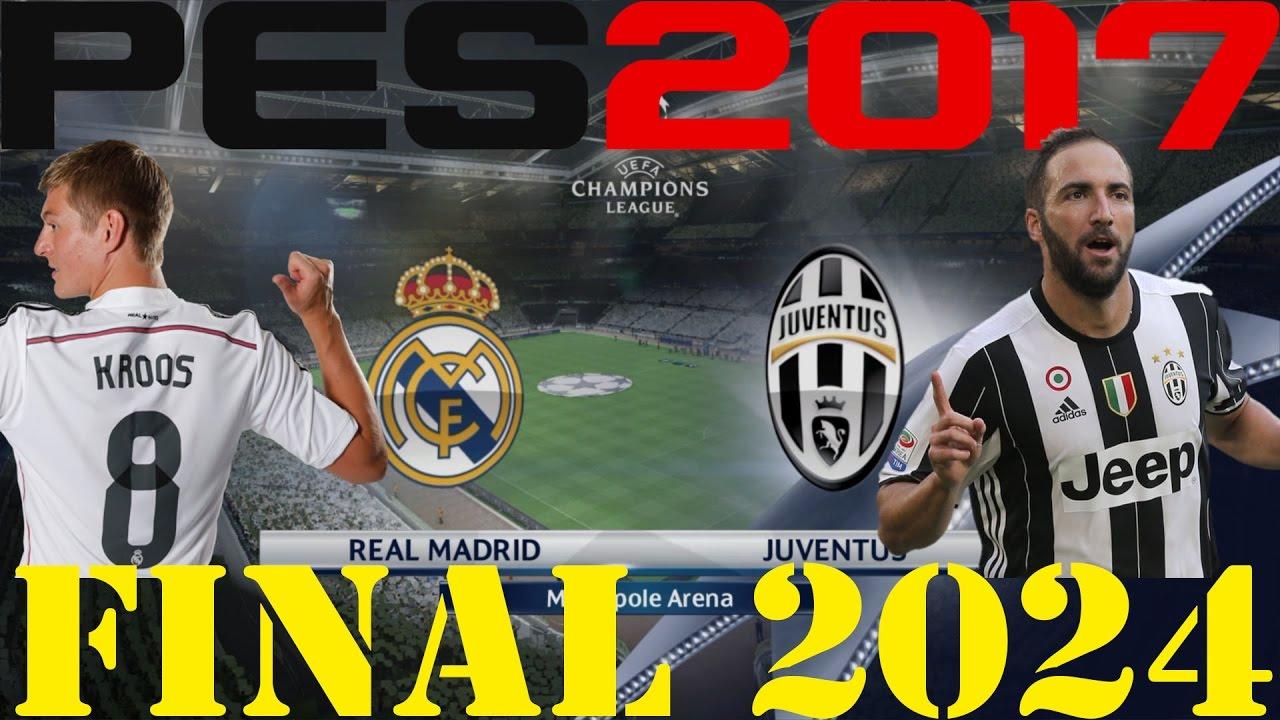 Pes Juventus Vs Real Madrid Free