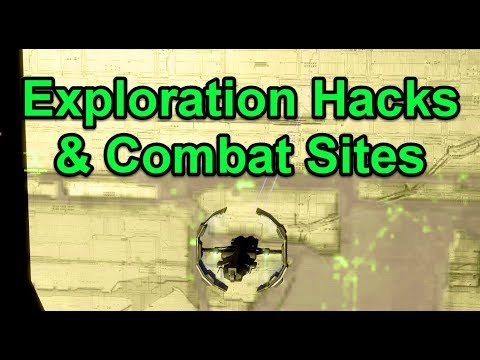 Exploration Hacking and Combat Sites - Giveaway - EVE Online Live