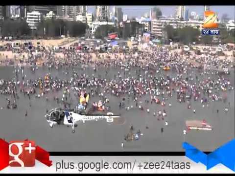 Mumbai : Girgaum Chowpatty Ganpati...