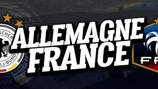 🔴 DIRECT / LIVE : ALLEMAGNE - FRANCE // Club House