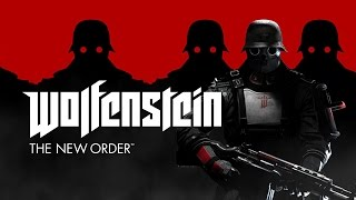 Wolfenstein The New Order - Game Movie