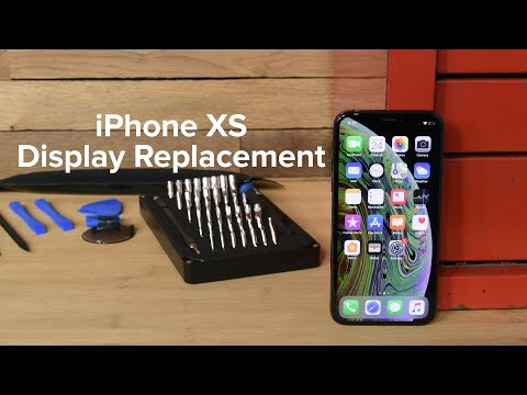 IPhone XS Display Replacement -  How To