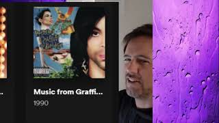 Prince Discography - Music from Graffiti Bridge - Listening Challenge Experience