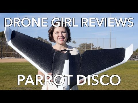 Parrot Disco Review: Parrot's Fixed Wing Drone