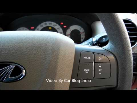 Mahindra Xylo 2012 E9 Voice Control Technology Demo Video