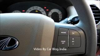 Mahindra Xylo 2012 E9 Voice Control Technology Demo Video