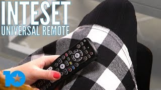 Gambar cover REVIEW:  Inteset Universal Remote