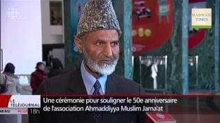 CBC: Ottawa celebrates 50 years of Ahmadiyya Muslim Community in Canada