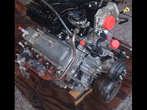 2005 Ford F150 4.2 V6 engine swapped in to 1997 F150 4X4