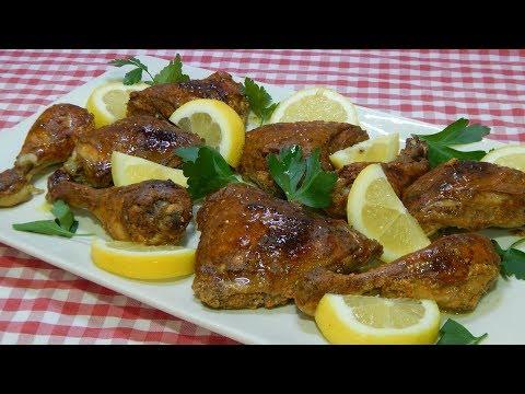 Cómo hacer pollo al estilo tandoori muy tierno y sabroso