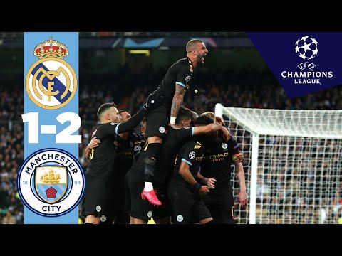 HIGHLIGHTS | REAL MADRID 1-2 MAN CITY |  Isco, Jesus, De Bruyne